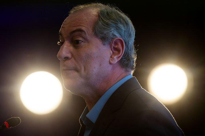 @BroadcastImagem: Ciro Gomes critica participação de Haddad em debates na TV no lugar de Lula. Wilton Júnior/Estadão
