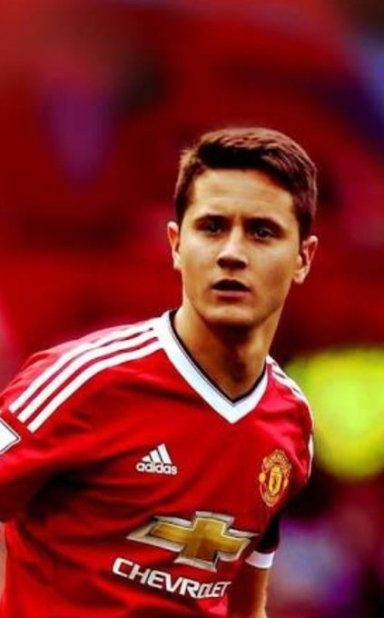 Happy Birthday Ander Herrera have a fantastic day   and a cracking new season with