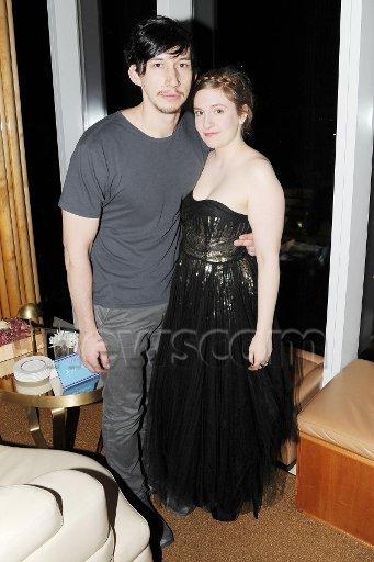 RT @AnpanMeow: Adam Driver and Lena Dunham 'Girls' after party April 4, 2012 https://t.co/05GRks9Dpu https://t.co/SS8rwDRt8W