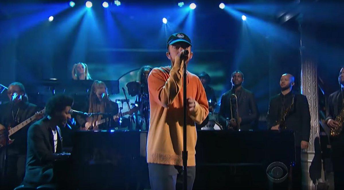 Watch Mac Miller enlist Jon Batiste & Stay Human for new song