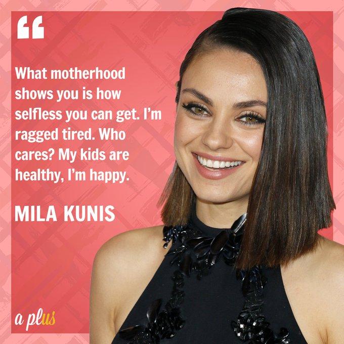 Happy birthday Mila Kunis!