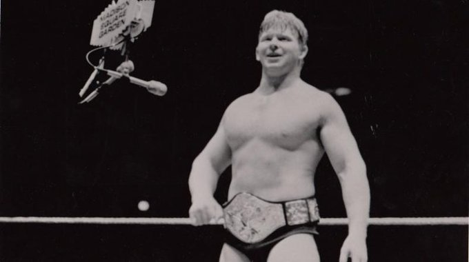 The AMP Crew would like to send a Happy 68th Birthday to Hall Of Famer Bob Backlund!