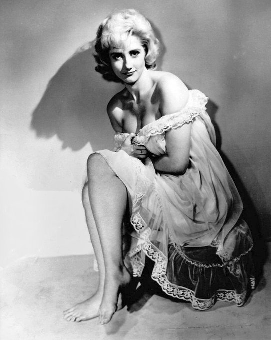 Happy Birthday to Liz Fraser!