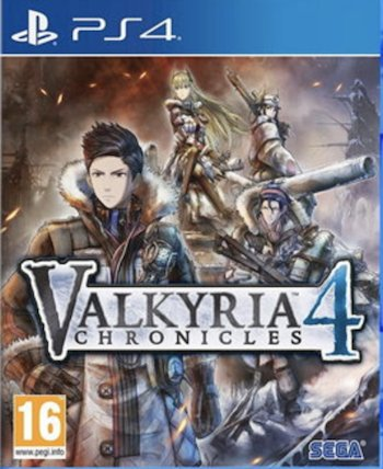 PRE-ORDER Valkyria Chronicles 4 PS4 £38.85 | Frugal Gaming https://t.co/1fIL8gXSHG https://t.co/ymxhfevCpS