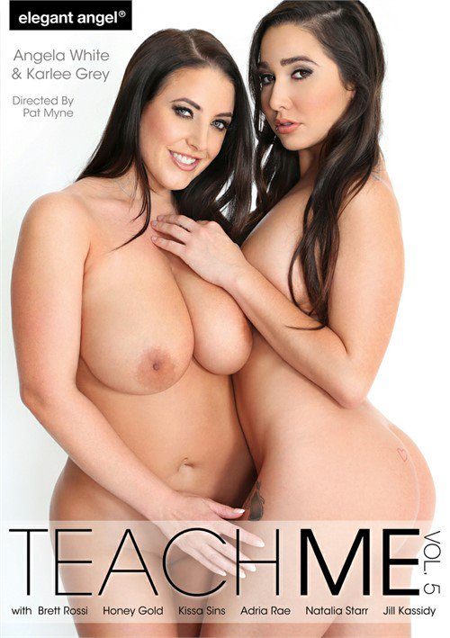 """test Twitter Media - """"Teach Me Vol. 5"""" is coming soon from @ElegantAngelxxx 💕 Thank you to director @patmynec for pairing me with my love @karleegreyxxx 😍 For the record, I didn't teach Karlee anything! She knows EXACTLY what she's doing  😈 Pre-order here: https://t.co/B3DAU0eail https://t.co/j6H7liYHOh"""