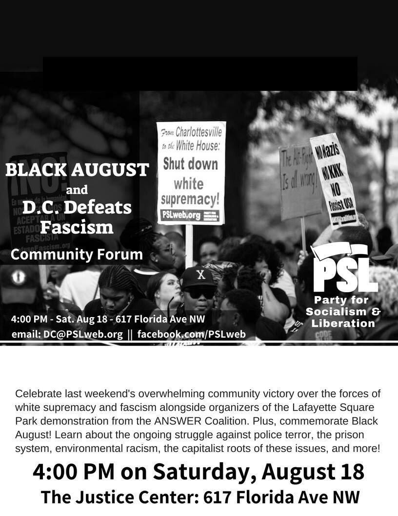 Salute to our fam @EugenePuryear. Everyone, check out this Community Forum on Saturday at 4PM https://t.co/pzuzsqc0dg