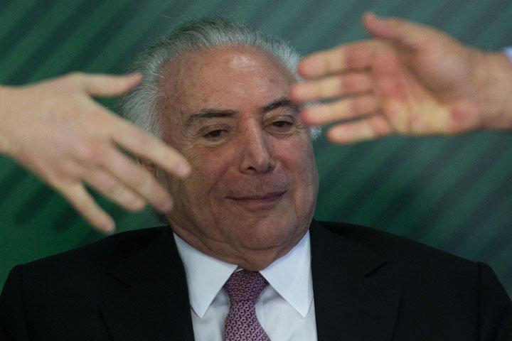 @BroadcastImagem: Michel Temer Temer sanciona a Lei Geral de Proteção de Dados Pessoais, em Brasília. Wilton Júnior/Estadão