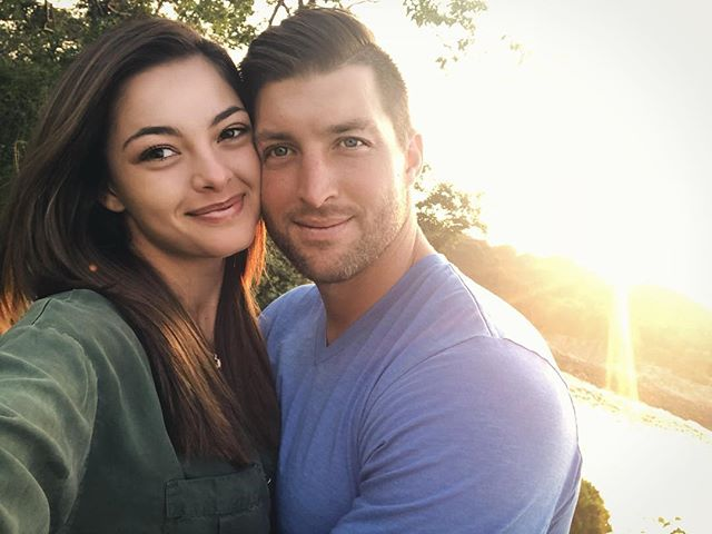 Demi-Leigh Nel-Peters Wishes Tim Tebow A Happy Birthday On IG