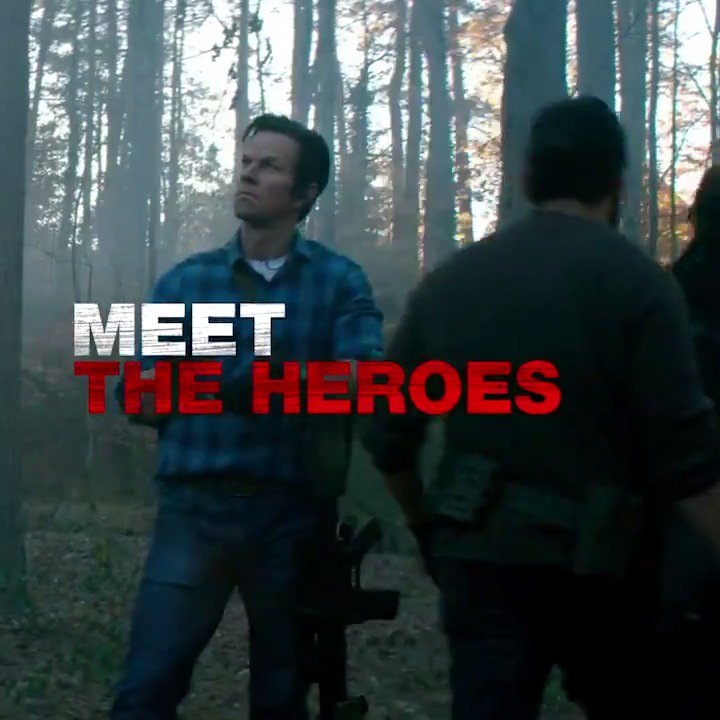 https://t.co/IXwWswlt9q This Friday, meet the heroes you never knew existed. #Mile22 – only in theaters. Get ticket… https://t.co/HaxdPGjnhQ