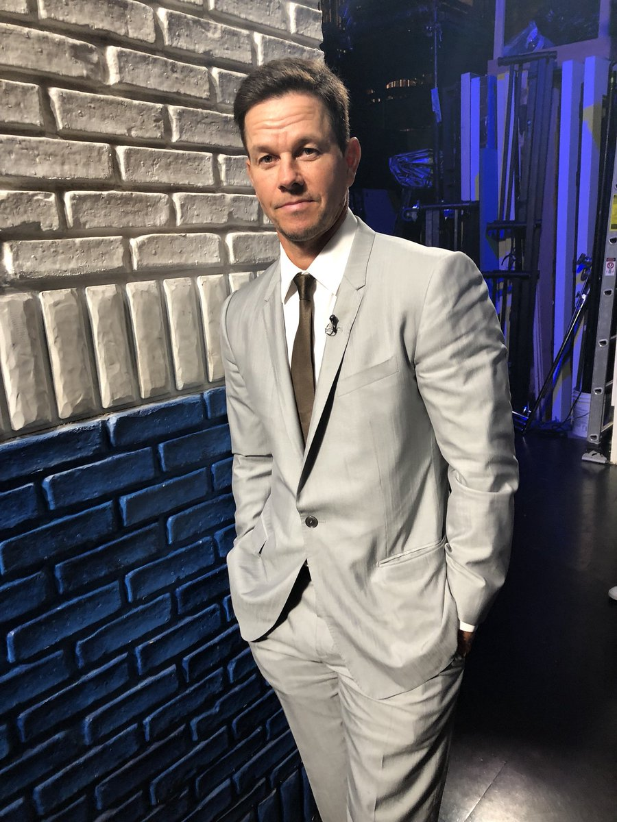 Watch me on @colbertlateshow tonight talking about mobsters, my mom and #Mile22. https://t.co/uNfA2w57W4