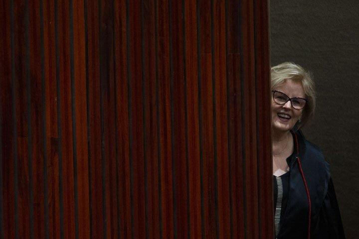 @BroadcastImagem: TSE/Rosa Weber defende estabilidade e segurança no processo eleitoral, com respeito às regras. Wilton Júnior/Estadão