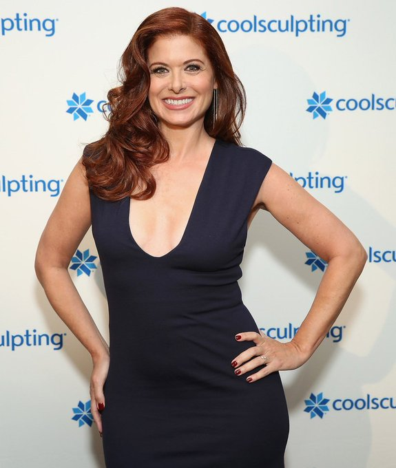 Happy Birthday to Debra Messing who turns 50 today!