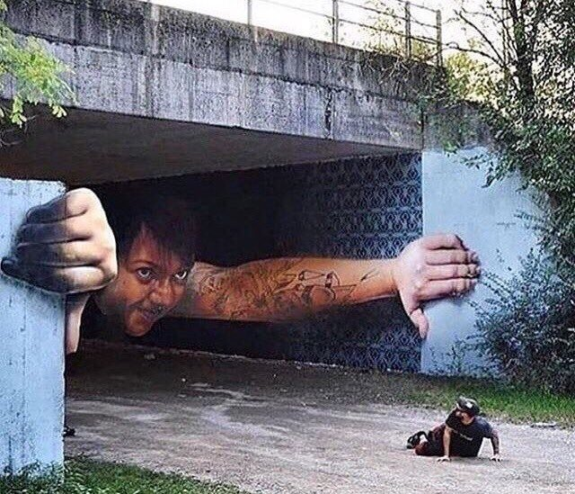 #Streetart https://t.co/GrRSKauLVm