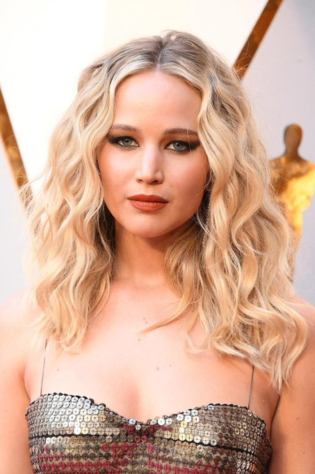 Happy birthday, Jennifer Lawrence! The actress turns 28 today.
