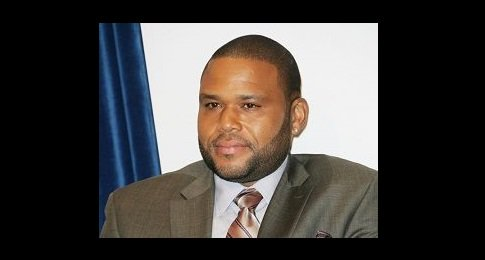 Happy Birthday to actor and writer Anthony Anderson (born August 15, 1970).