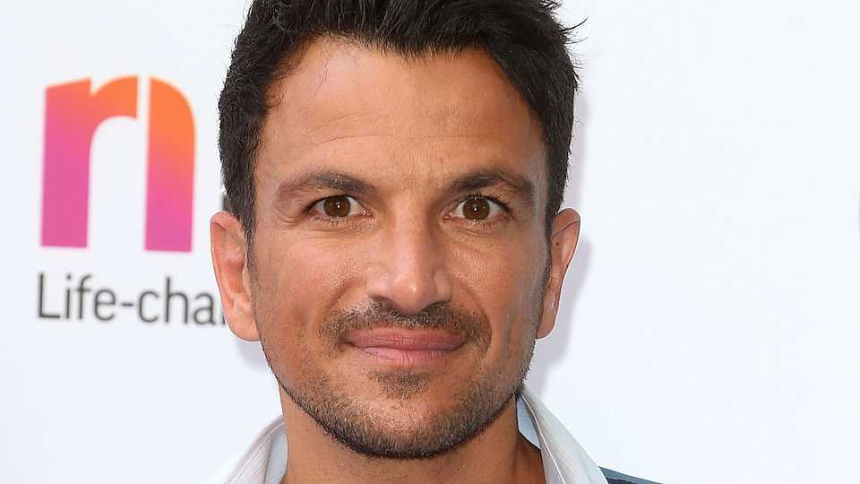 Peter Andre: 'I could slap myself for my bad choices'