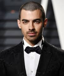 The next 007? No - just looking sharp! Happy 29th birthday Joe Jonas!