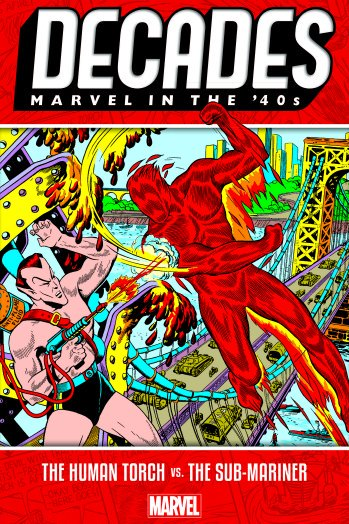 Marvel celebrating 80th anniversary with 'Decades' collections