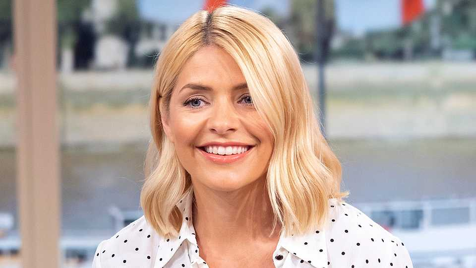 Holly Willoughby shares rare glimpse of four-year-old son Chester in post-holiday photo