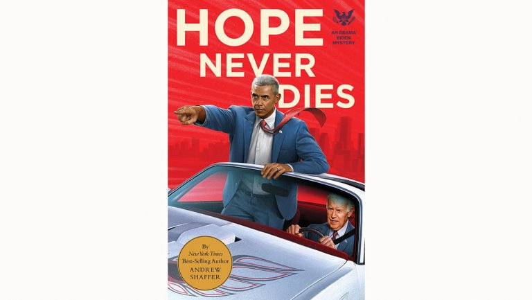 Rights available! Presidential mystery teases a sinister conspiracy