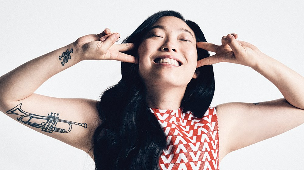 CrazyRichAsians breakout @awkwafina on stealing scenes and why representation matters