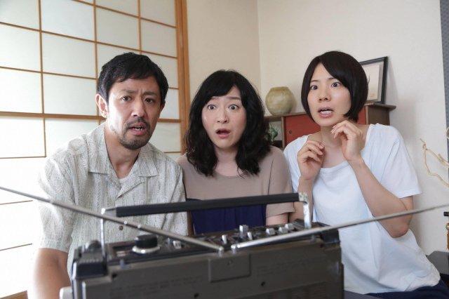 test ツイッターメディア - 500RT:【18日放送】『カメラを止めるな!』3人家族が『ほん怖』出演 https://t.co/xWaHEY4oJu  3人は番組内オムニバスドラマに出演。監督と妻、娘を演じた濱津隆之、しゅはまはるみ、真魚が映画そのままの設定で登場する。 https://t.co/E9hF6LggYg