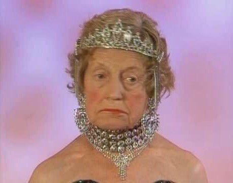 So, turned 60 today. Happy Birthday, Madge.