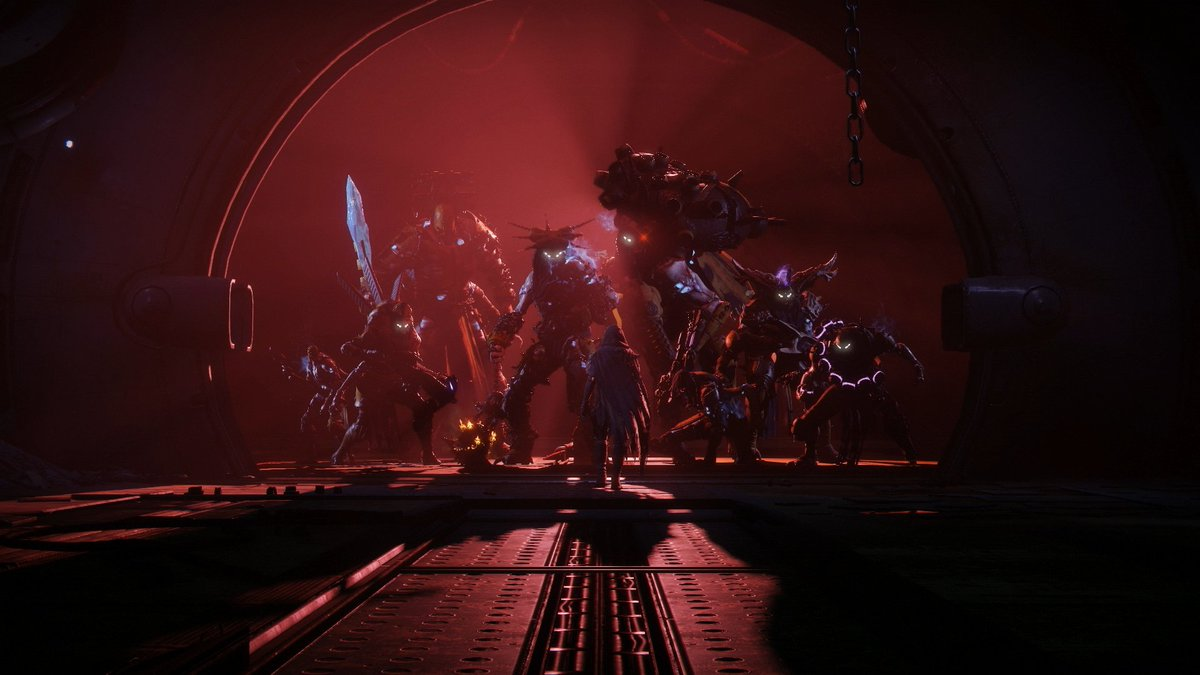 The hunt is on for Cayde's killers. #Destiny2 #Forsaken https://t.co/db0NvThJif