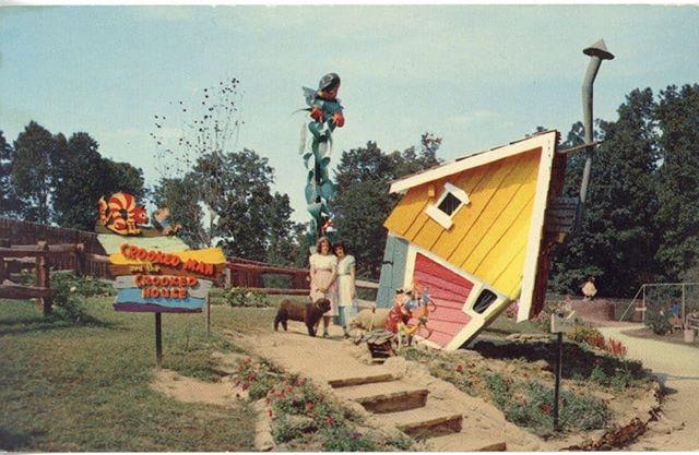 RT @hchsmd: #OTD The Enchanted Forest opened in Ellicott City in 1955  #MDHistory #OnThisDay #HoCoMD https://t.co/VKrBHWbZ4o