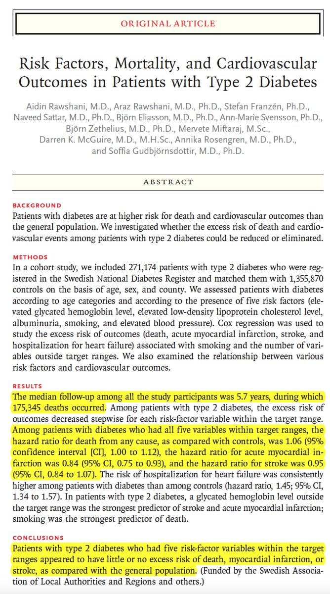 test Twitter Media - Smoking cessation, weight gain, #T2D and risk factors: 1. Even w/ weight gain & risk of #T2D, smokers who quit wind up healthier. 2. Control of risk factors w/ #diabetes-> less adverse cardiovascular outcomes. https://t.co/SKqTAozwGJ <-editorial aptly summarizes the key findings https://t.co/wZ6cqUtnLZ