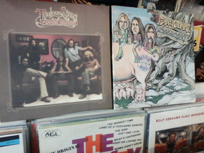 Happy Birthday to Tom Johnston of the Doobie Brothers & Tommy Aldridge of Black Oak Arkansas (& Ozzy & many others)