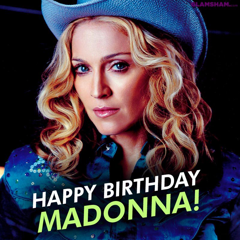 test Twitter Media - Team Glamsham wishes a very happy birthday to singer/actress @Madonna 🍰🎂😇😘 Have a blessed day 😇  #glamsham #hollywood #madonna #hollywoodbirthday @MadonnaNation @MadonnaWorld @Madonnafans74 @madonnafams @MadonnaFestival https://t.co/Kjk3UY2RYb