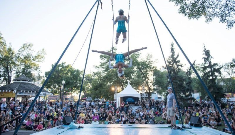 Family Friendly Things to do Around Edmonton This Weekend, August 17-19,2018 Nic9bjHVQM