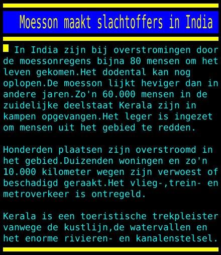test Twitter Media - Moesson maakt slachtoffers in India https://t.co/hpESFnXRzl