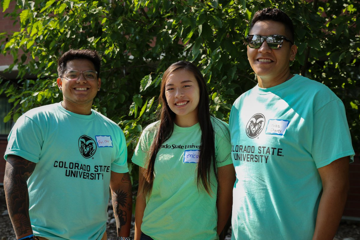 Today 4,200 new Rams will move into #ColoradoState residence halls 🐏 Welcome home!   #RamWelcome #ProudToBe https://t.co/0tzdwMs85S