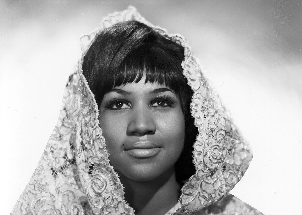 RESPECT. Her legendary voice came straight from God. Now her soul is with Him. Thank you Aretha. ???????? https://t.co/Zhm1faBhX1
