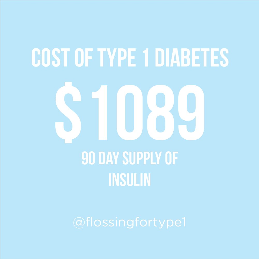 test Twitter Media - Insulin is a necessity for #type1diabetes. Life or death. Its price is prohibitive to the health & wellness of those w #t1d. Let's change that. And find a cure. Donate https://t.co/1Uc7BMJhk0 #flossingfortype1 #type1 #t1dlife #t1dstrong #livebeyond @beyondtype1 #t1dlookslikeme https://t.co/UffqjTceLG