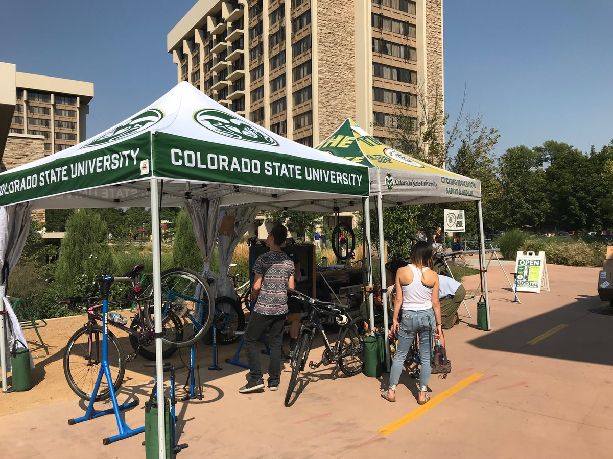 Move in #ProTip: Bring a 🚲, register it and 🔐 #RamWelcome https://t.co/5eUux4uppO