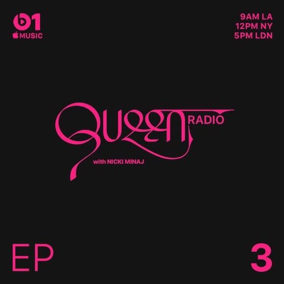 #QueenRadio