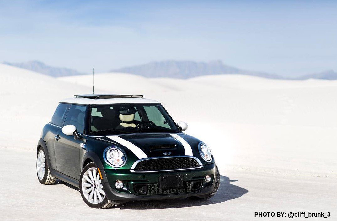The #MINIHardtop goes wherever you go https://t.co/KPObr6fozX