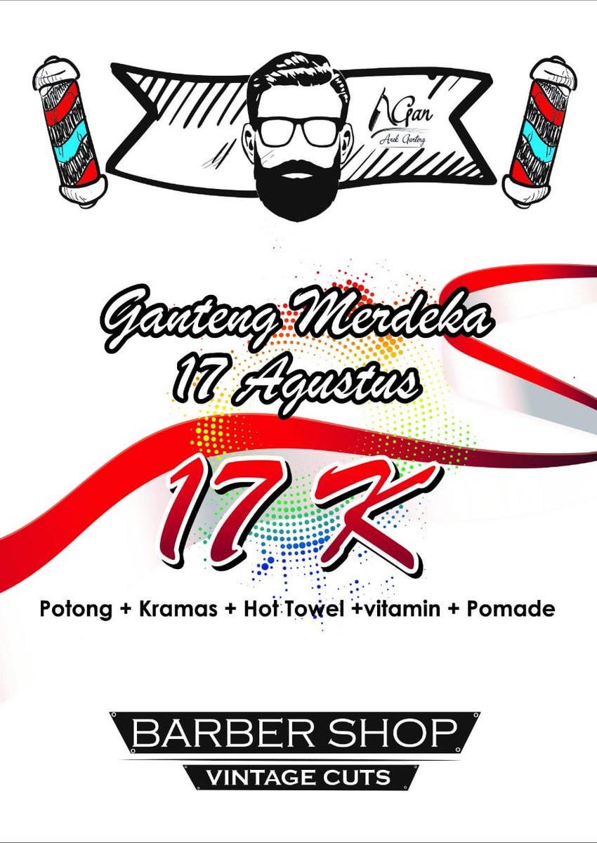 Cukur cuma 17 ribu don't miss it..!! @sebrang uin jl.gajayana malang #Promo17an https://t.co/p9TzFyJgYR