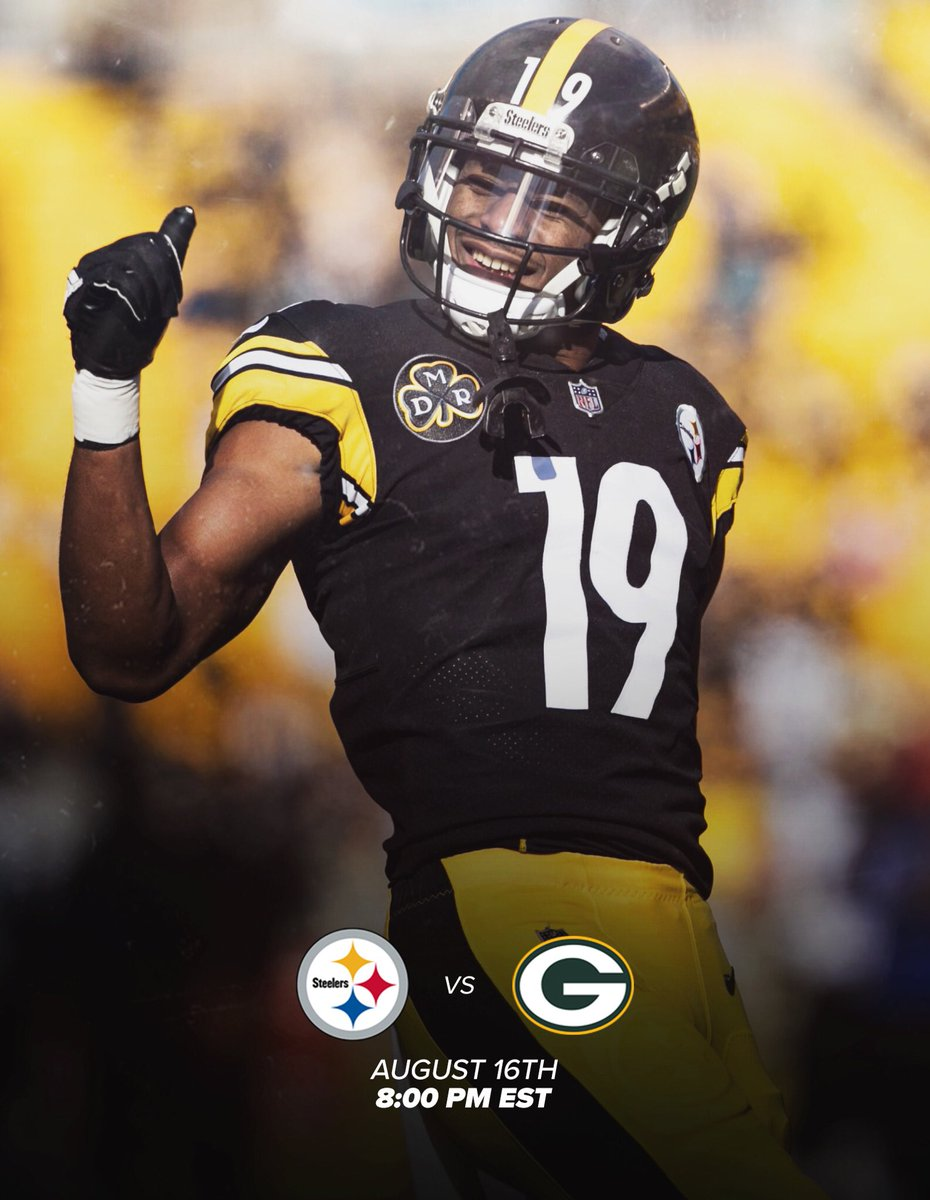 Gamedayyyyy!!!!! Let's get it! #SteelersNation https://t.co/L0YgIIhAUT