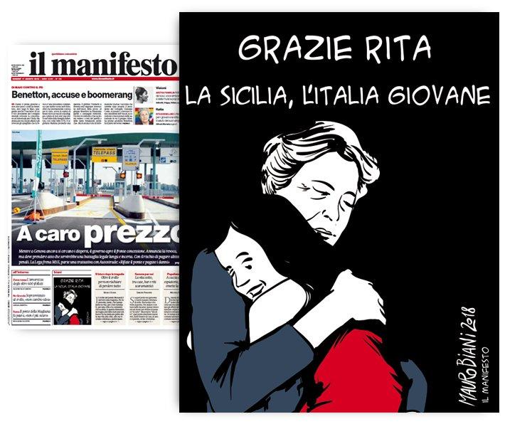 #RitaBorsellino