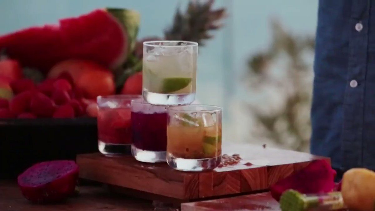Four ways to enjoy a Caipirinha... ???? Happy Friday! #FridayFeeling https://t.co/9jBUHLE72Z
