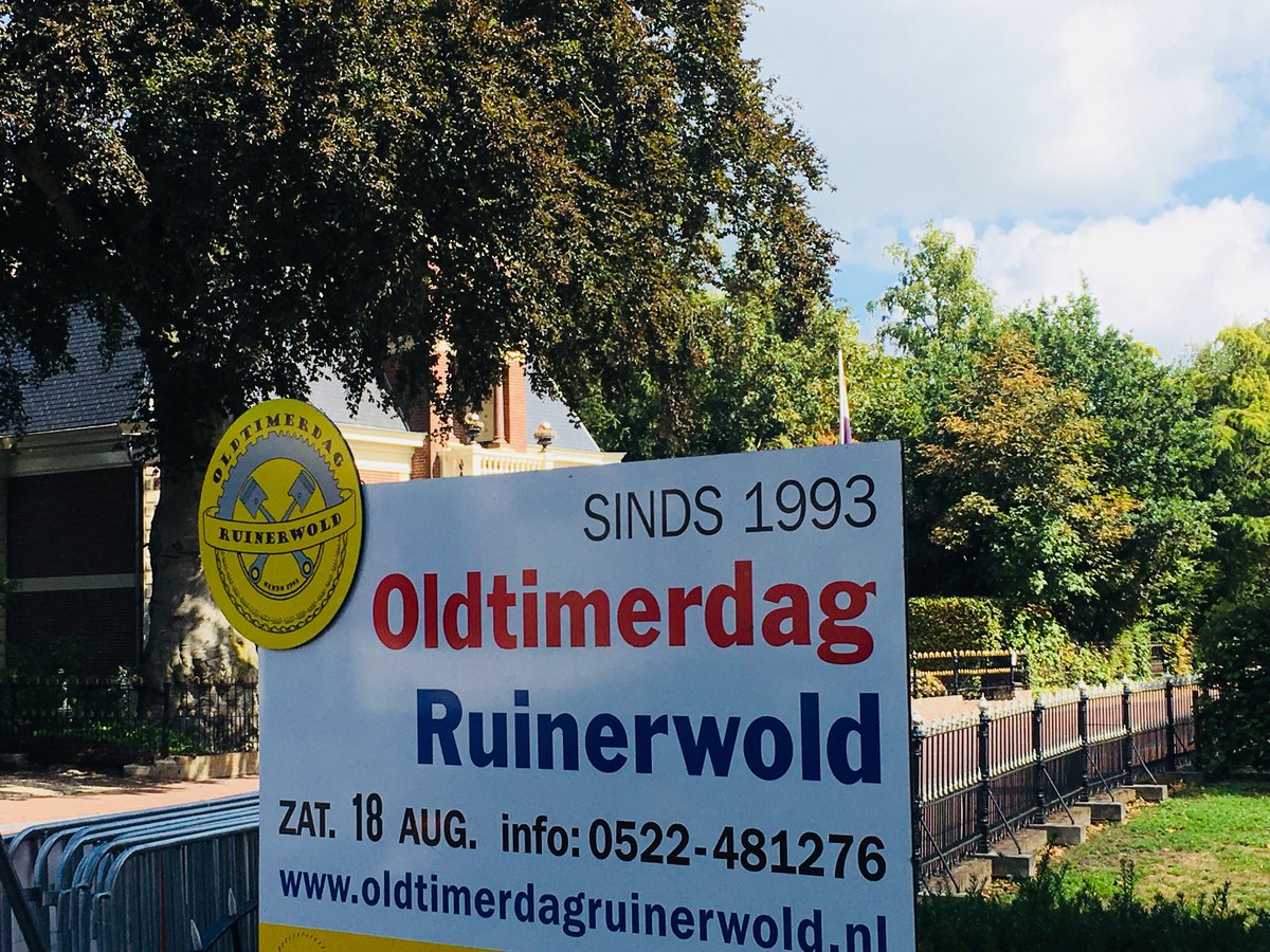 test Twitter Media - Morgen in #Ruinerwold: 26e #Oldtimerdag  #DeWolden #Drenthe info: https://t.co/ibIkgeu5jn https://t.co/TPuXR92fMZ