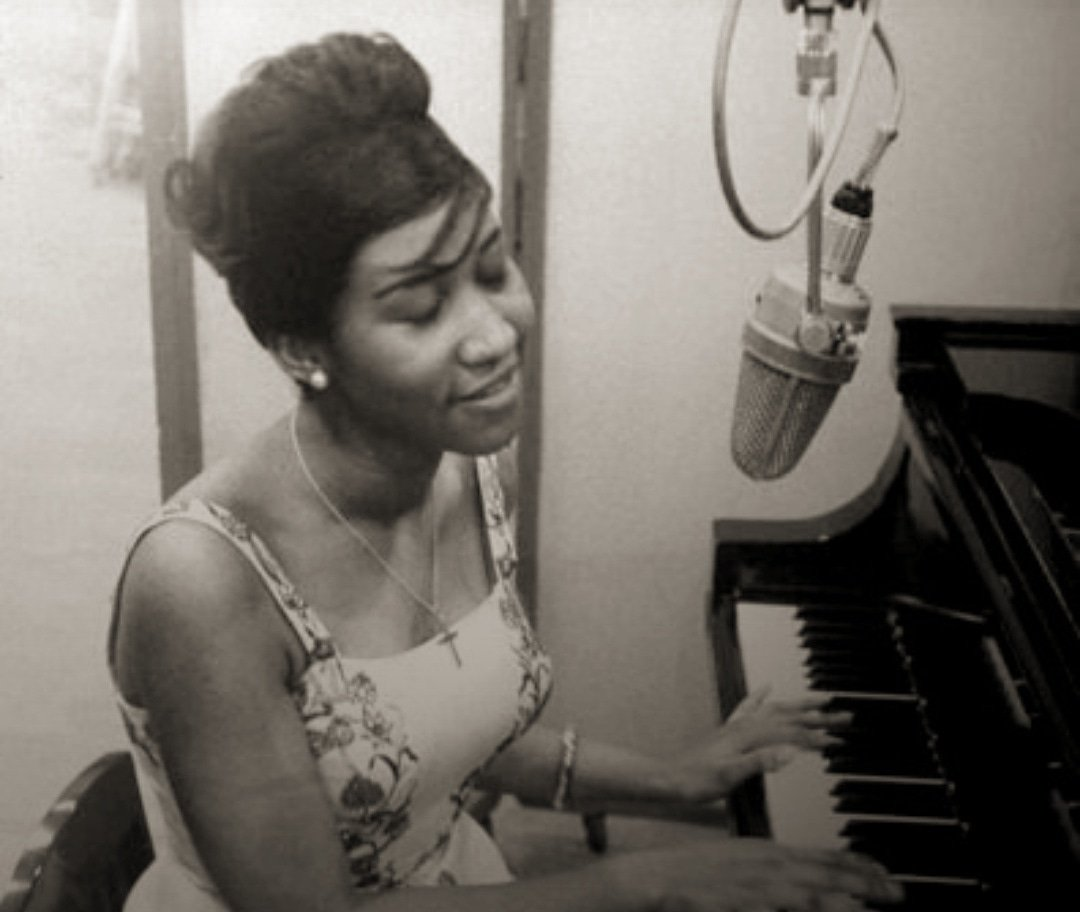 #ArethaFranklin