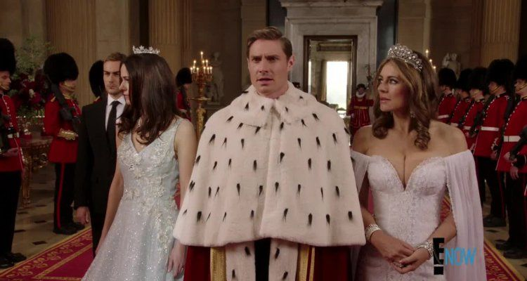 #TheRoyals