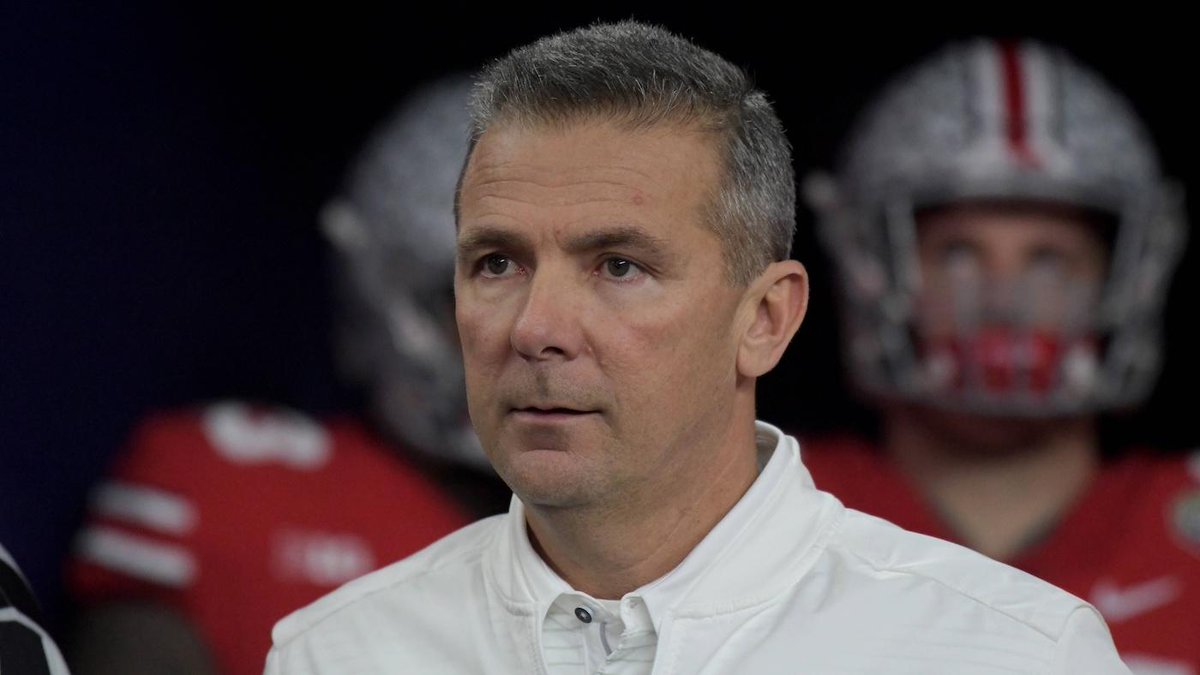 Ohio State president: Investigation into Urban Meyer will be 'finished when it's finished'  https://t.co/a36RHAesxF https://t.co/h4j1XMZWQv