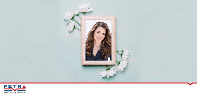 We, at Petra, wish Queen Rania Al Abdullah a very happy birthday.