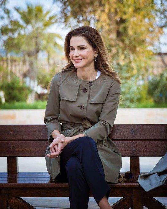 Happy Birthday Queen Rania